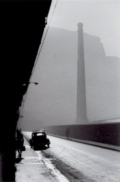 René-Jacques - Le Pont-de-Claix, Isère, 1953. S)