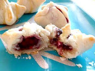Dawns Divine Delights: Einfacher Samstag: Blackberry Pie Bites – Rezepte – #Bite …   – Torten Rezept
