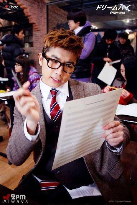 Woo Young (Jason) Dream High~ I wish he had become as popular as the rest ❤