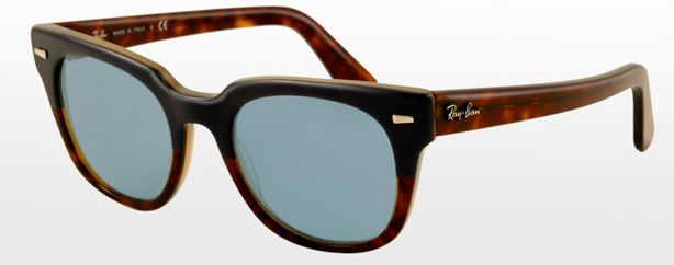 Yummy new Ray-Ban eye-wear for the summer.