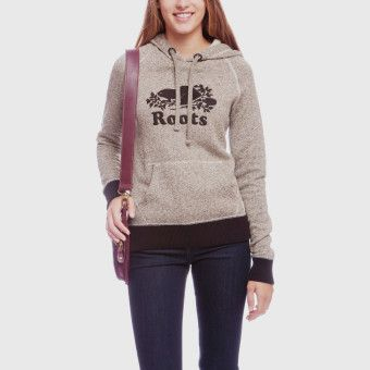 Roots - Summit Kanga Hoody