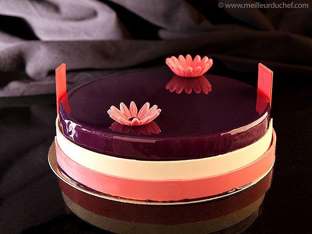 Les 25 meilleures id es concernant decoration fraisier sur for Decoration entremet
