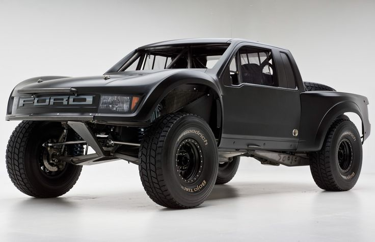 Jimco Ford Raptor Trophy Truck. http://moto-verso.co.uk/cars/the-jimco-trophy-truck-is-top-of-the-food-chain-in-off-road-vehicles/