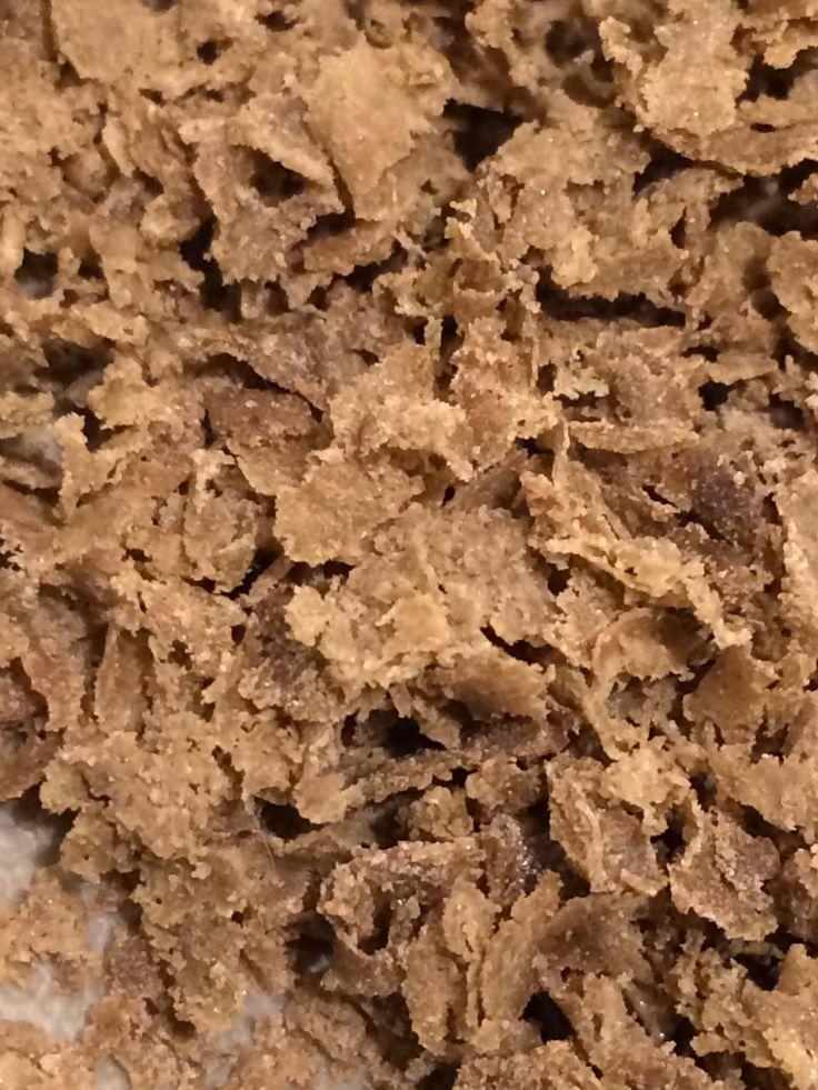 how to make bho crumble