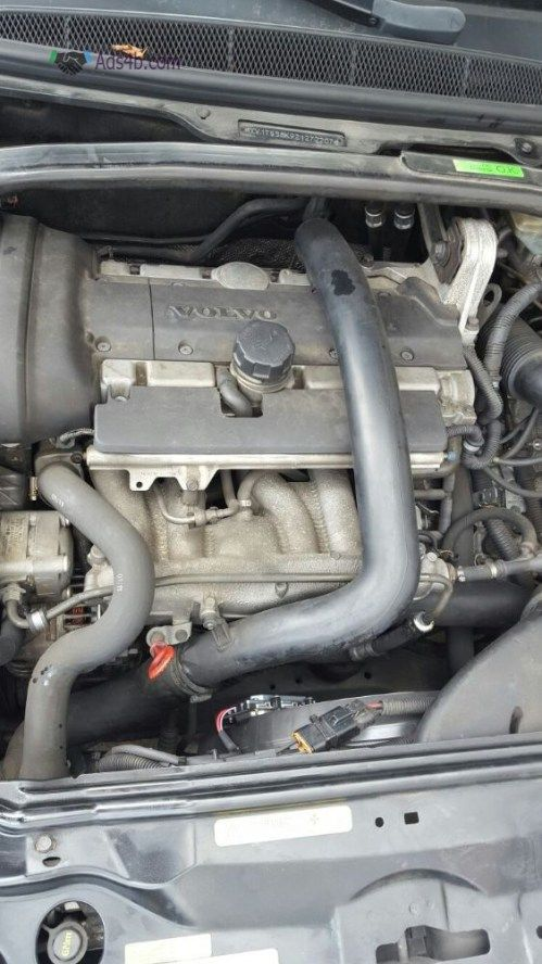 Motor Volvo S80 2.4 turbo 2002. Enviamos para todo país. Transportadora / Correio.
