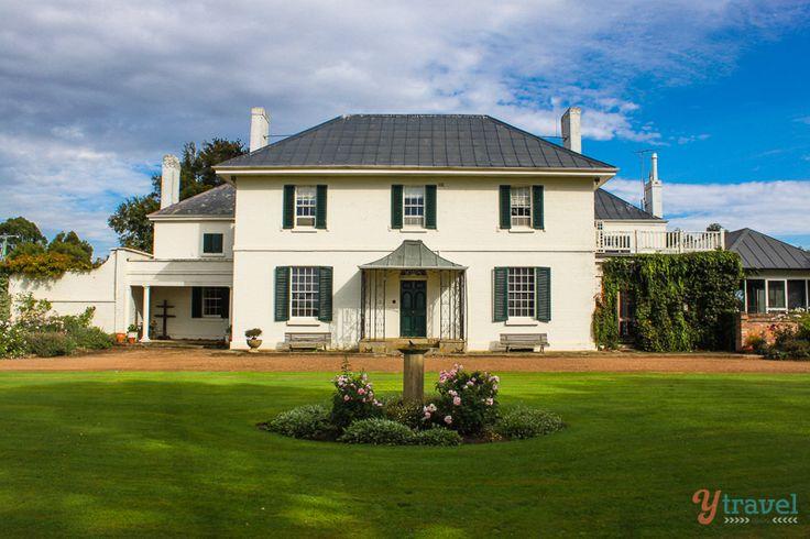 Brickendon Estate, Longford.