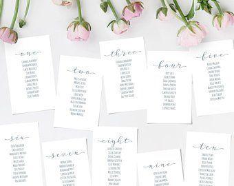 Wedding Program Fan Template, Printable Wedding Program, Fun Wedding