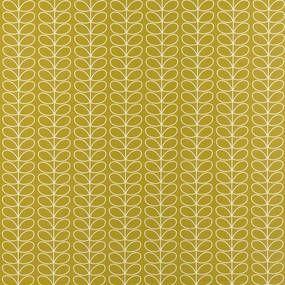 Orla Kiely Dandelion Linear Stem Fabric