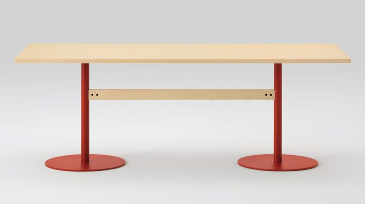 Jasper Morrison expands wood and steel furniture collection for Maruni