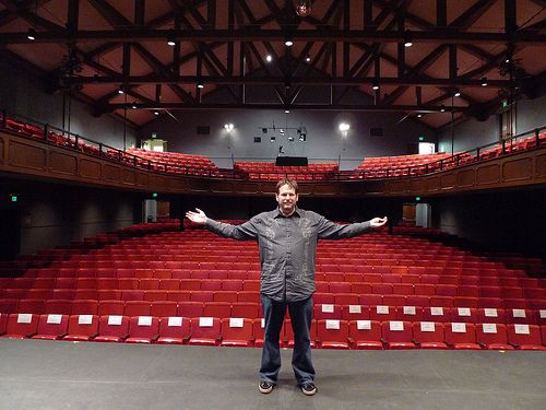 On the Same Stage Martin Luther King Spoke From in 1963 (2) by Chris Brogan, via Flickr