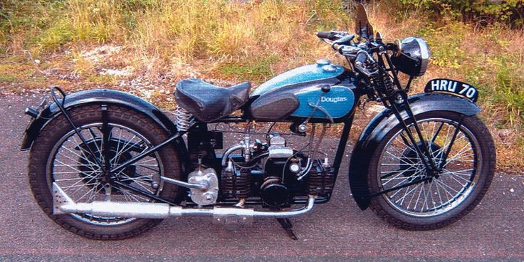 The Range 1907 – 1957   London Douglas Motorcycle Club
