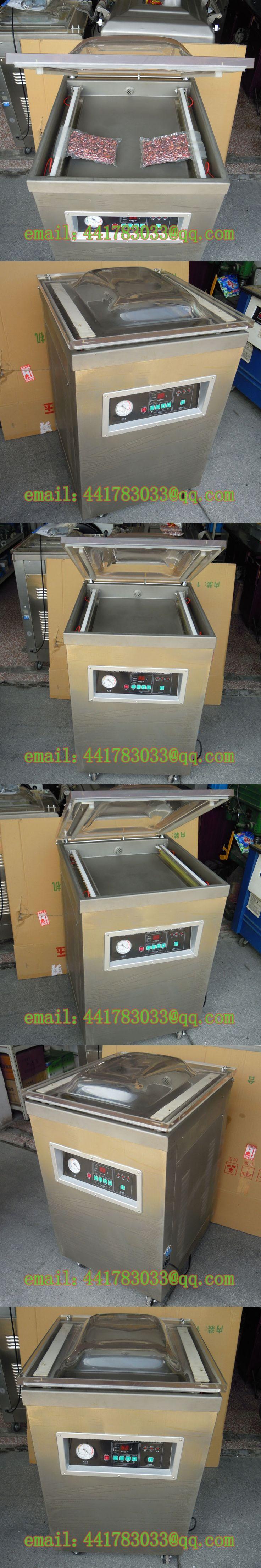 DZ-600 / 2Esingle chamber vacuum packing machine Vegetable food vacuum packaging machine Cooked food vacuum packaging machine