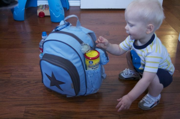 Building a Bug Out Bag for an Infant or Toddler - The Busy B Homemaker