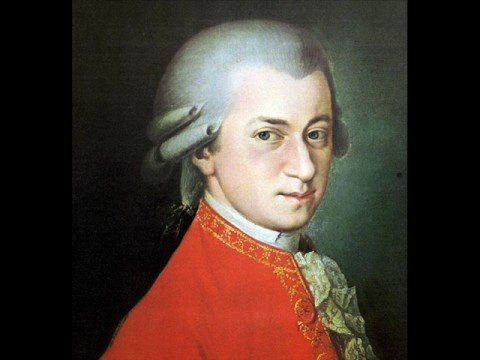 Mozart Symphony #40 K. 550 in G minor - first movement (Molto Allegro).