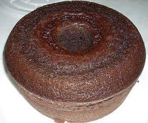keke humedo chocolate