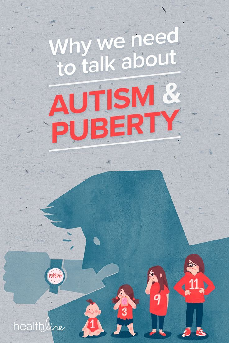 Why We Need to Talk About Autism and Puberty