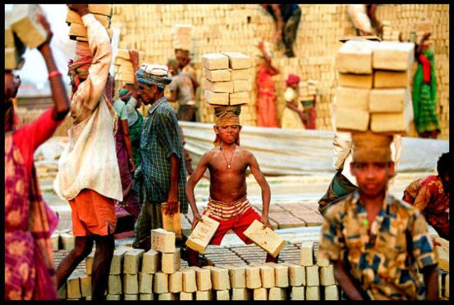 slavery today pictures and quotes | Child Labour Age Limit Raised to 18 Years