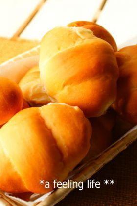 「ふんわり♪基本のバターロール」菜未♪   お菓子・パンのレシピや作り方【corecle*コレクル】