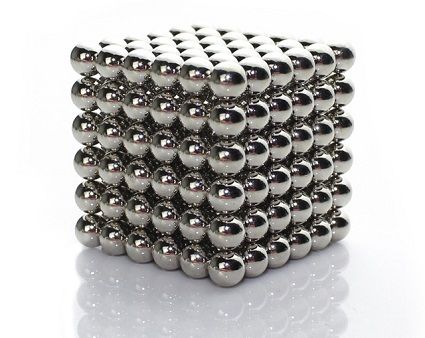 Even adults with ADHD need fidget toys. This holiday gift guide suggestion, Bucky Balls or Bucky Cubes, will keep restless hands busy.