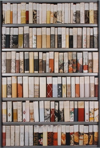 from ann shelton's a library to scale - want want want(!)
