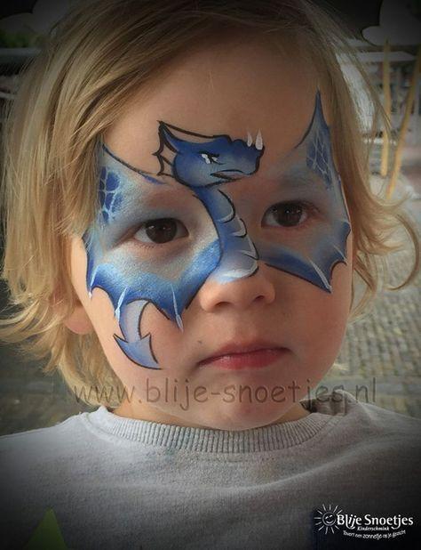 Blije-Snoetjes | Gallery Dragon mask