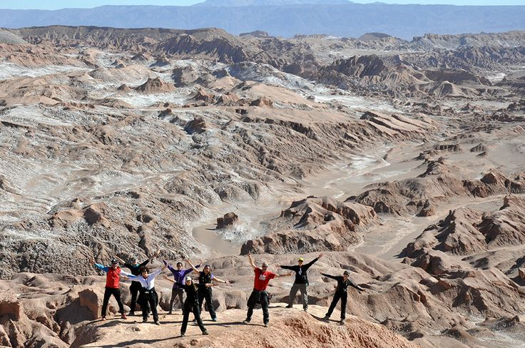 Cordillera de la Sal Atacama Chile