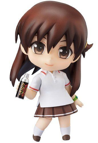Good Smile Company Nendoroid Rinne no Lagrange (Lagrange: The Flower of Rin-ne) Madoka Kyouno (Japan Import) by Animewild. $39.90. Officially Licensed. Madoka Kyouno Nendoroid Lagrange The Flower of Rin-ne FigureThe Jersey Club's president, here to help everyone in the Nendoroid world!From the anime series set in the city of Kamogawa, 'Rinne no Lagrange' comes a Nendoroid of the series' heroine, Madoka Kyouno!She comes with a variety of expressions and replaceabl...