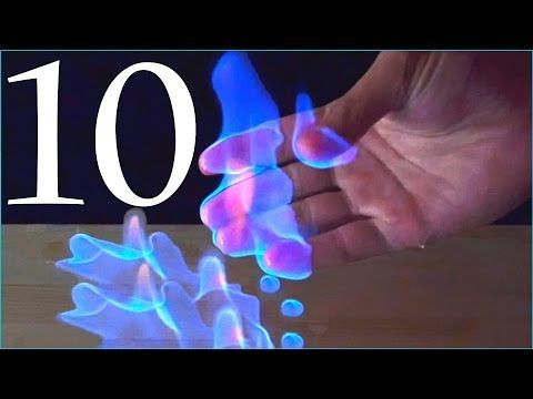 10 More Amazing Science Stunts (3) - YouTube