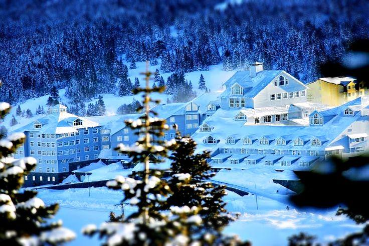 Kışın Gidilebilecek En İyi Tatil Yerleri - Uludağ