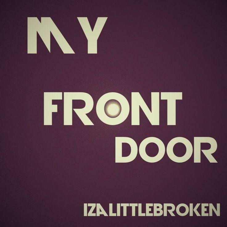 My Front Door by @izalittlebroken #poetry #ukulele