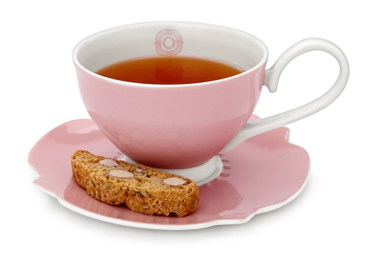 Teacup and Saucer (Available in Pink, Purple, Green, and Yellow)