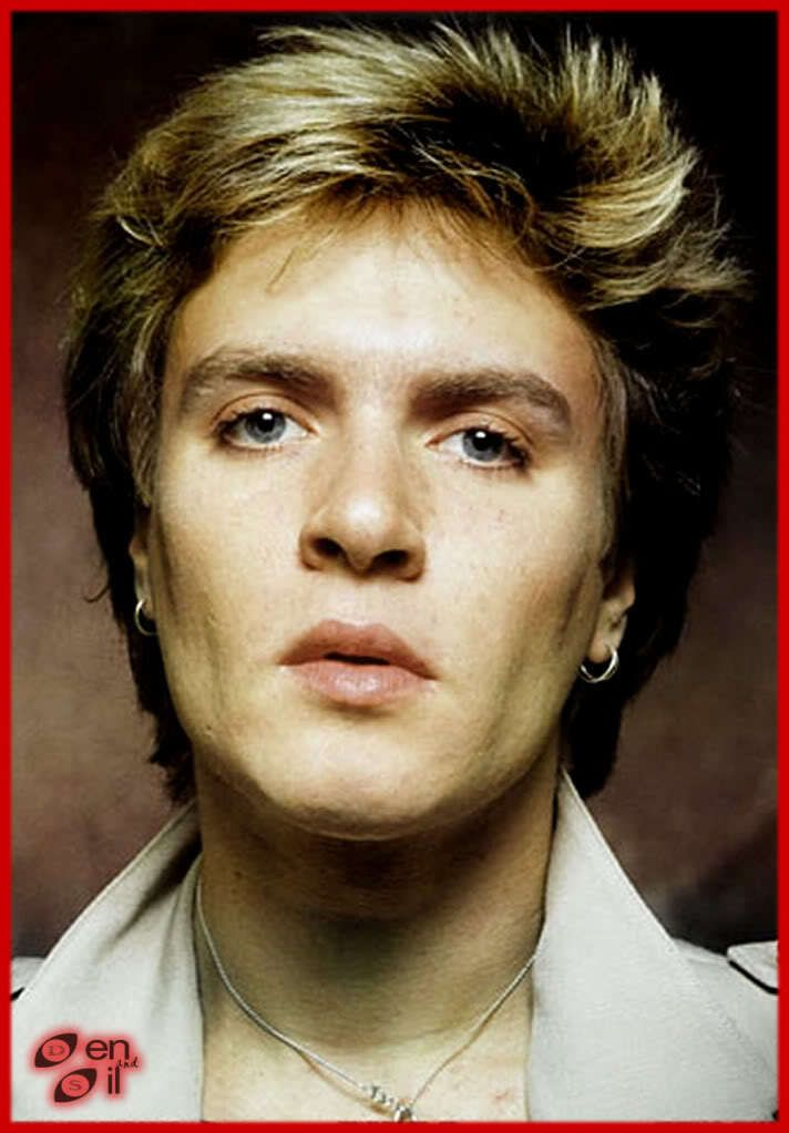 Simon Le Bon - I'm a Simon girl all the way!