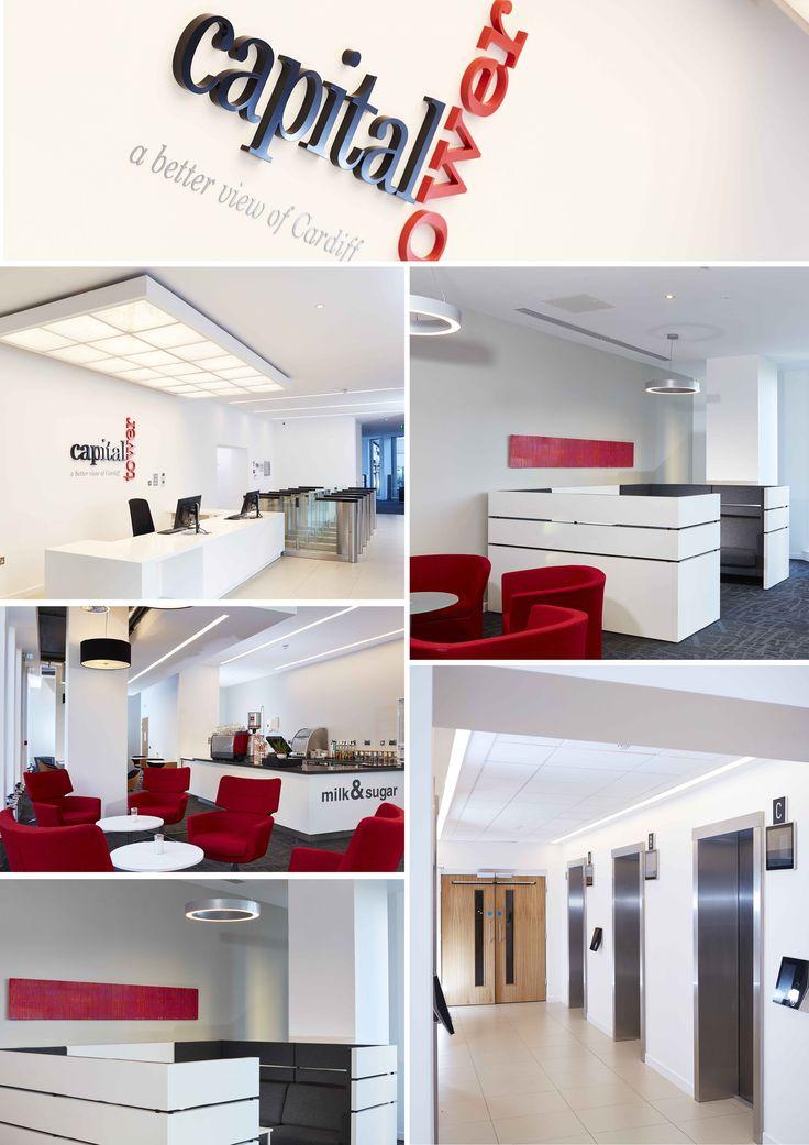 28 best inspiring office interiors images on pinterest enterprise architecture modern offices. Black Bedroom Furniture Sets. Home Design Ideas