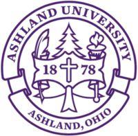 1878, Ashland University (Ashland, Ohio) #Ashland (L8177)