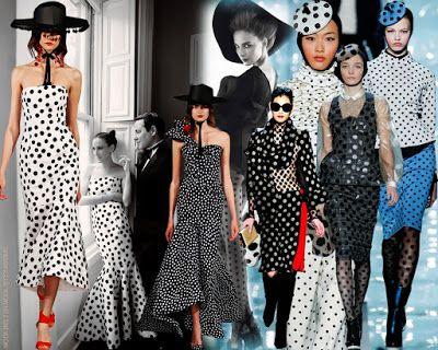 Cuntis Moda: Lunares o topitos