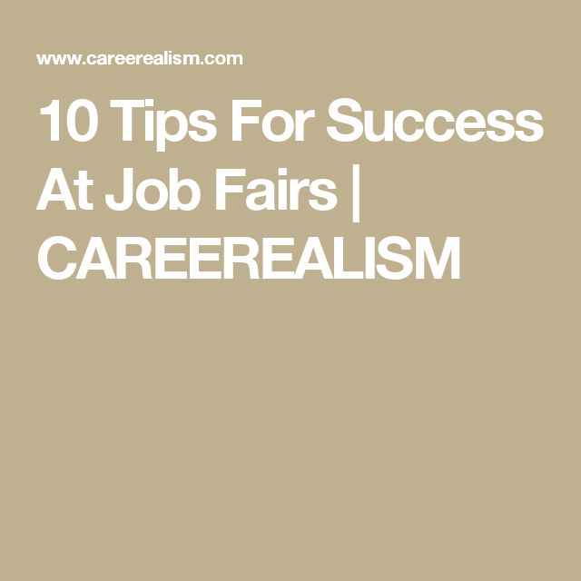 Best  Job Fair Ideas On   Career Fair Tips Pitch And