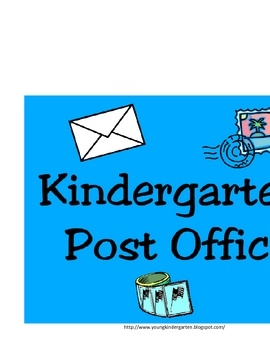 ~FREE~ Use these signs, labels, and postcard patterns to encourage writing and reading by creating a post office in your classroom. Every February I turn ...