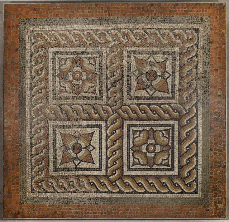 247 best mosaicos geom tricos i images on pinterest for Mosaico romano
