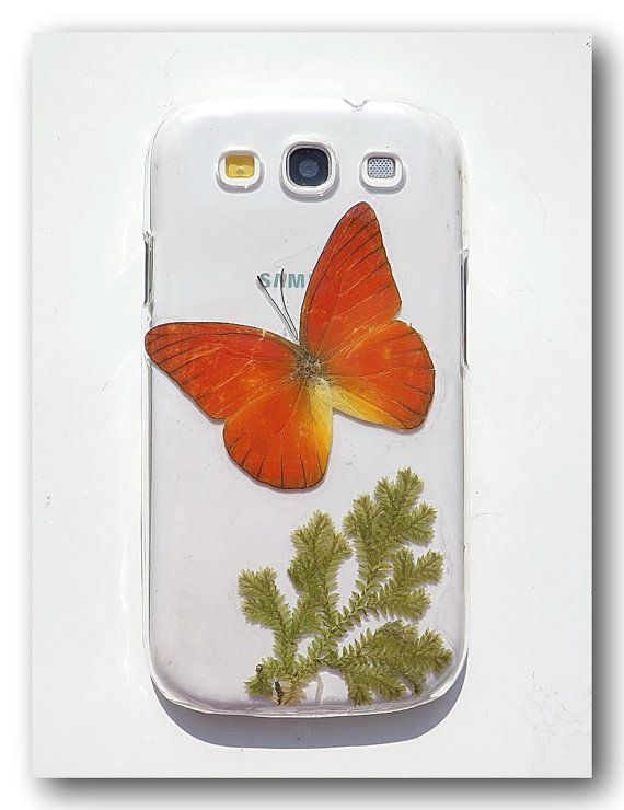 Samsung Galaxy S3 i9300 case Resin with Real by Annysworkshop, $20.00