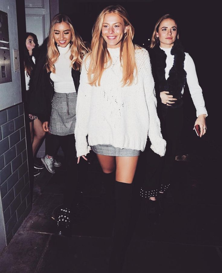 Sophie Habboo & Frankie Gaff & Clemmie Cuthbertson | Made in Chelsea