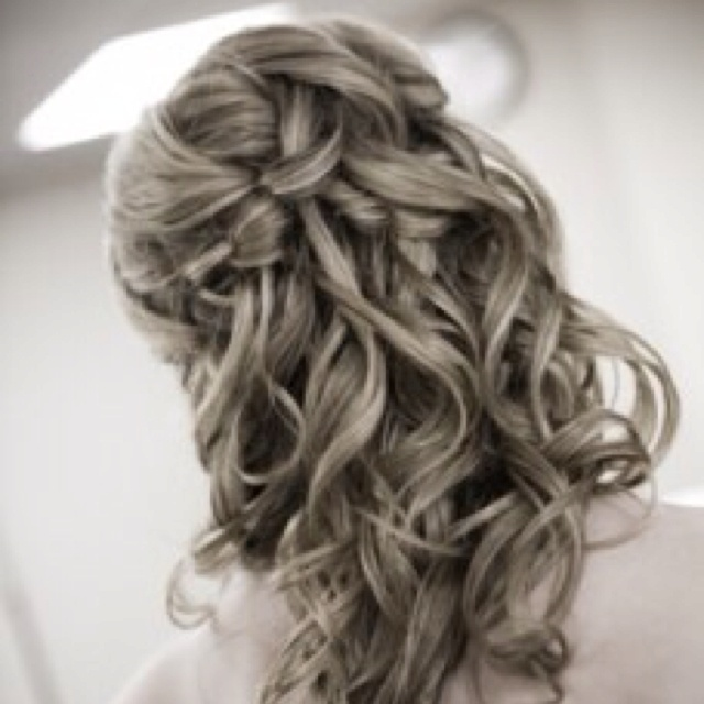 So going to be my grad hair!
