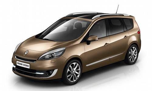 #Renault #GrandScenic5places. Le design participe au voyage.