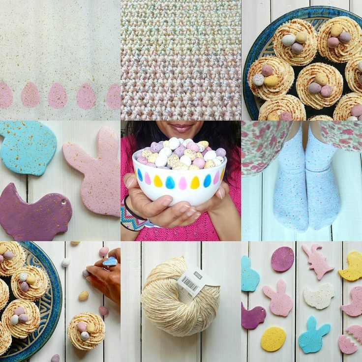 Makes, bakes and yarn love inspired by mini eggs! Find out more over on our blog.