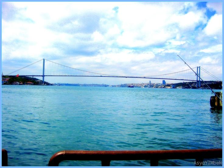 My fav place.. Istanbul/Uskudar/Cengelkoy/Cinaralti