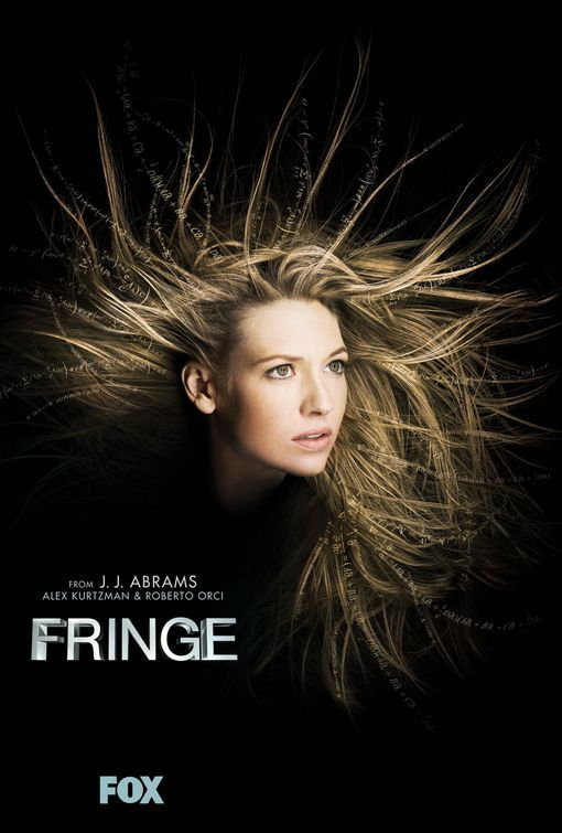 Fringe. TV Poster. Ignition Print.