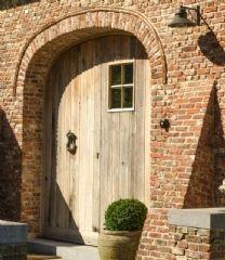 houten voordeur landelijke stijl - Google zoeken