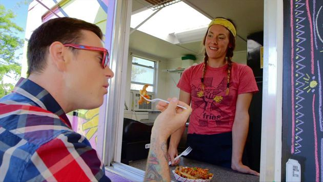 Watch Chuck's Eat the Street : Videos : Cooking Channel