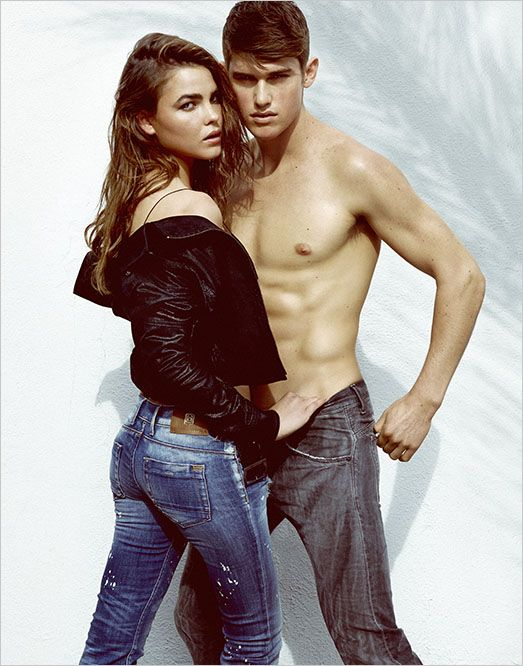 SS14 CAMPAIGN with BAMBI & NOEL KIRVEN-DOWS. See more on www.freesoulworld.com
