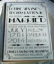 art deco invitations - Google Search