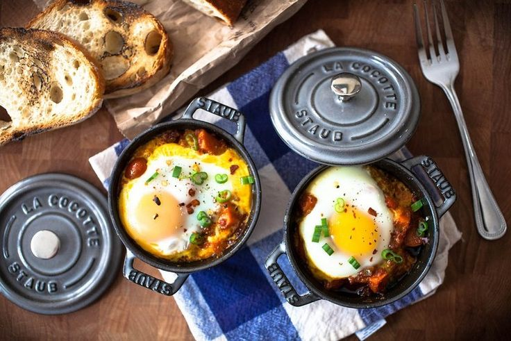 12 Baked Egg Recipes That Prove Scrambled Isn't The Only Way To Go